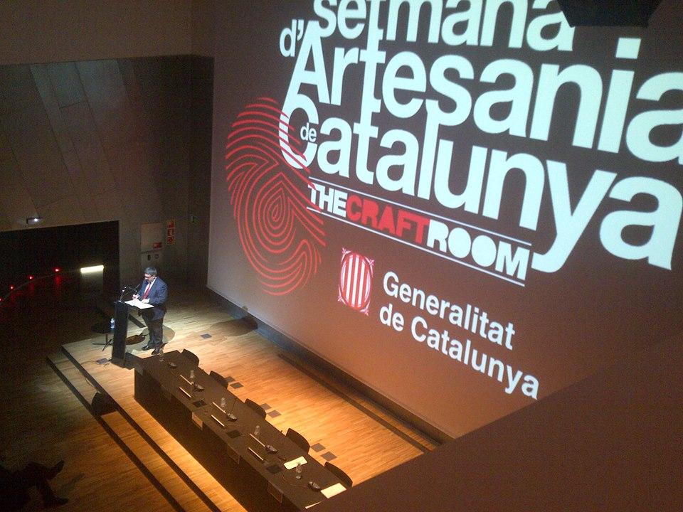 The craftroom el gran aparador de l artesania catalana - Artesania barcelona ...