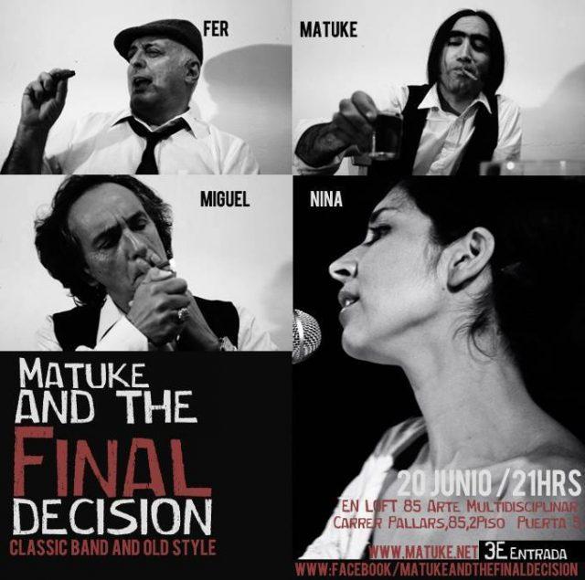 Matuke and The Final Decision