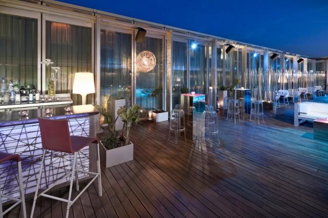 HOTEL MELÍA BARCELONA SKY
