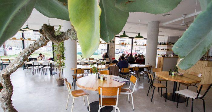 El espacio de Sopa Barcelona