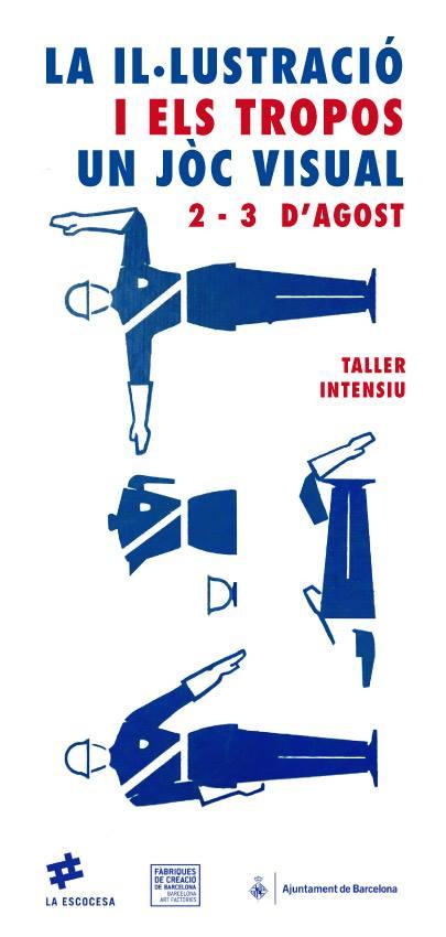 Taller de Ilustración con Diego Mallo en La Escocesa