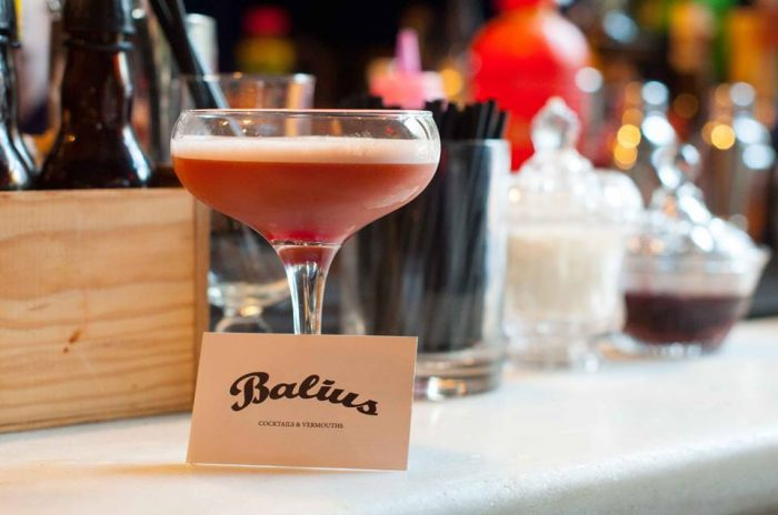 Gran Opening Balius Bar