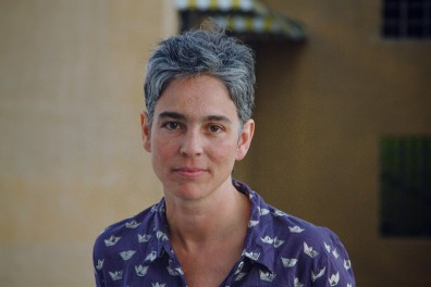 Retrato de Ángela Bonadies por Florencia Alvarado