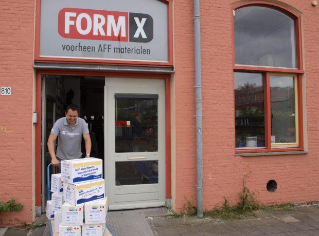 Tienda FormX