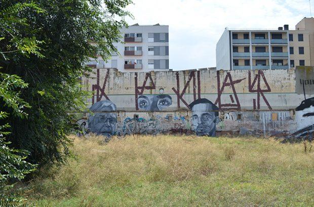 Murales Now Poblenou