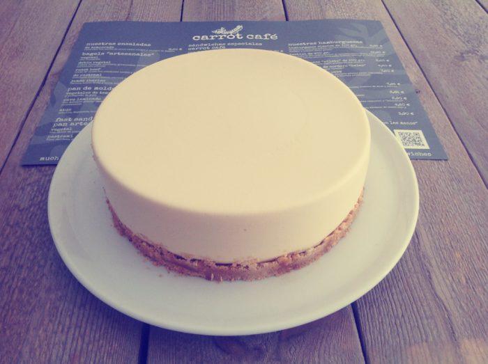 Cheesecake de Carrot Café