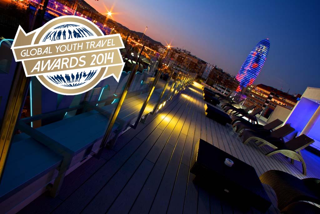 TwentyTú en los Global Youth Travel Awards