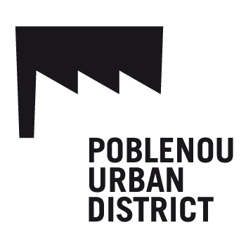 Poblenou Urban District Logo