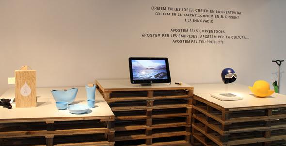 Exposición en el BCD