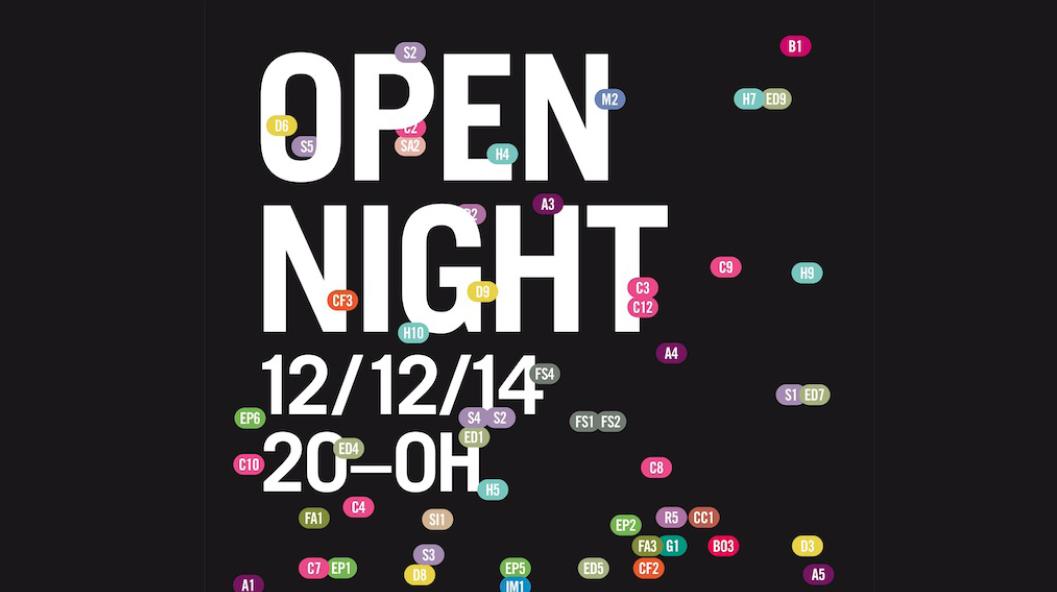 Poblenou Open Night