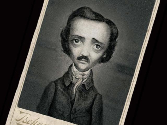 """""""Poe"""" de Benjamin Lacombe"""