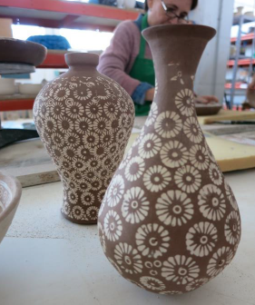 Cursos de marzo de el torn barcelona poblenou urban district for Curso ceramica barcelona
