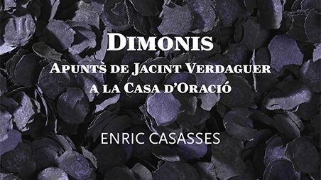 """Presentació del libro """"Dimonis"""" en la librería Nollegiu"""