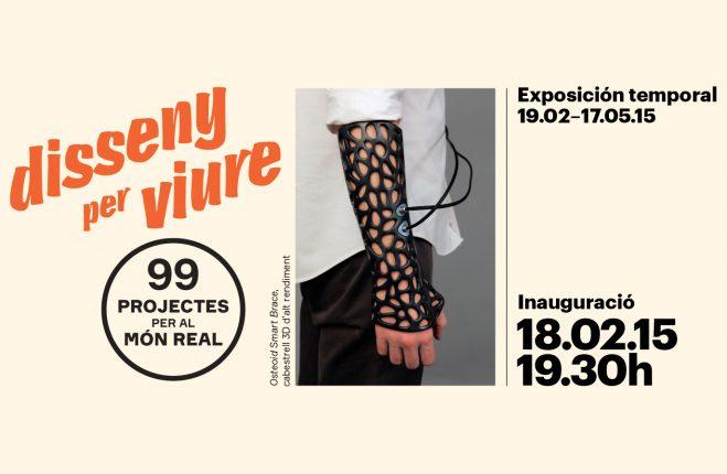 Disseny per viure al Museu del Disseny de Barcelona