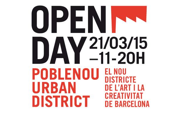 Programación Poblenou Urban District Open Day