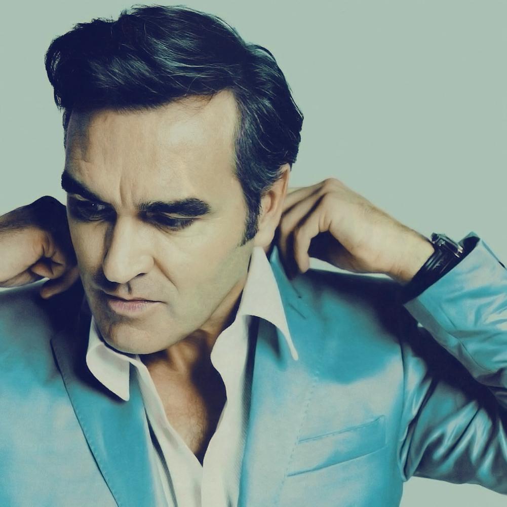 Morrissey en Concert a Razzmatazz