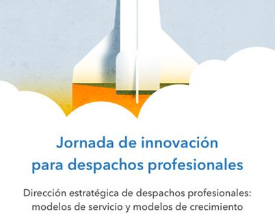 Jornada de innovación para despachos profesionales