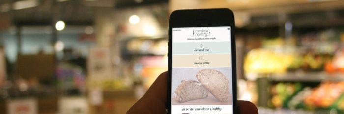 Presentación: App Barcelona Healthy