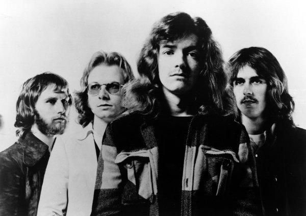 Wishbone Ash en el Razzmatazz