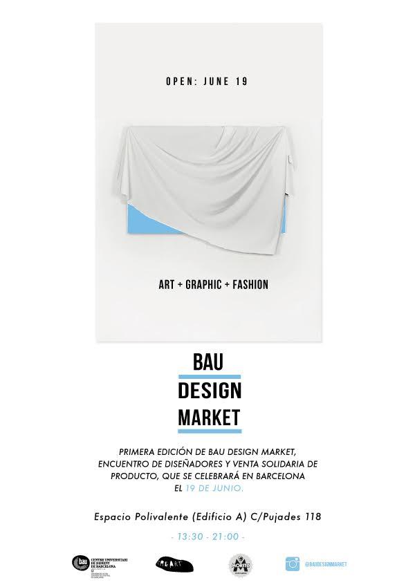 Mercat de disseny a Bau, centre de disseny