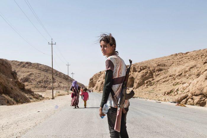 La crisi iraquiana a través de la fotografia i el documental a l'Espai Eterna