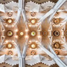 Techo de la Sagrada Familia
