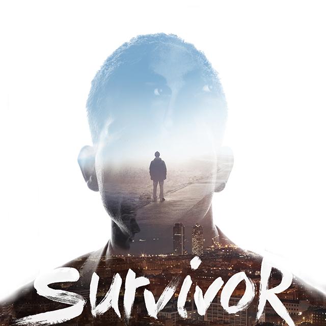 """Cartel """"Survivor"""" en Casino L'Aliança de Poblenou"""