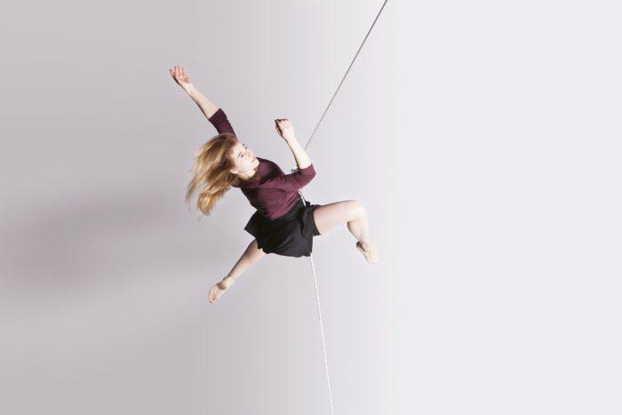 Danza Vertical en Onair Barcelona