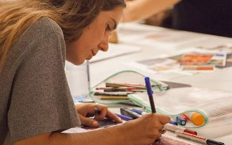 Workshop Capsules en Bau, centro universitario de diseño