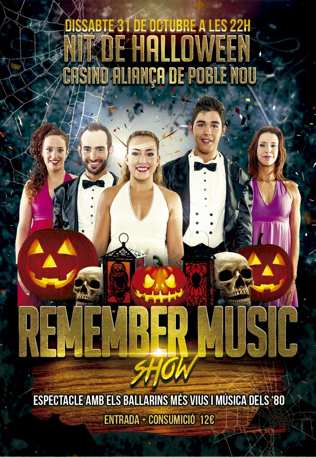 REMEMBER HALLOWEEN POSTER