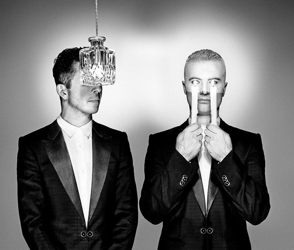 Monarchy, duo electrónico en Razzmatazz