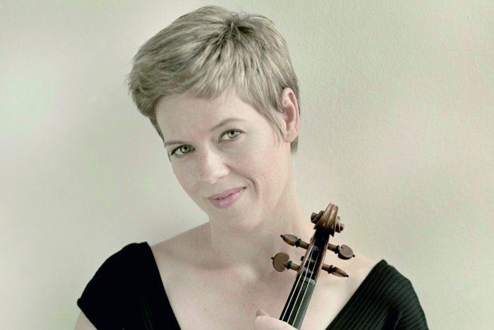 Isabelle Faust, en L'Auditori