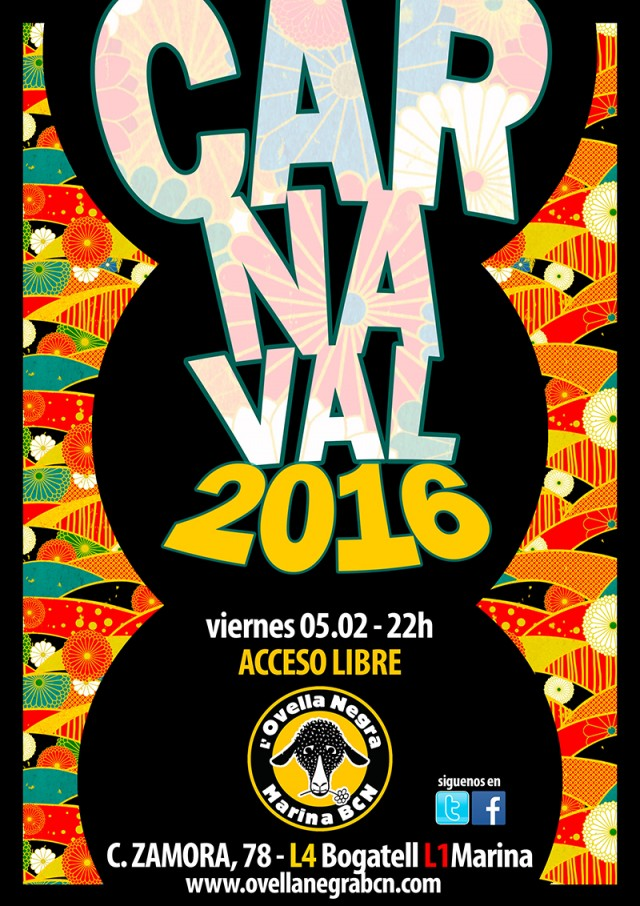 carnaval ovella 2016
