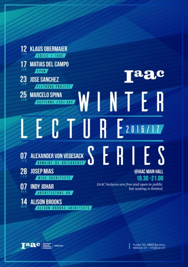 iaac winter lecture