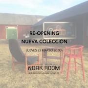 noak room reopening