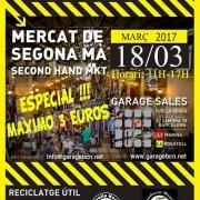 on the garage 18 març
