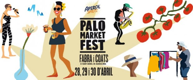 Palo market fest abril