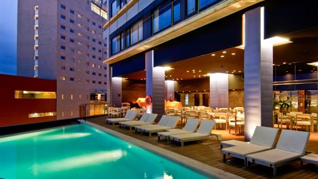 Les Terrasses D Hotel El Millor Lloc Per Combatre La Calor