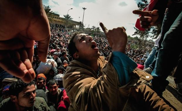 Ricard Garcia Vilanova, Éxodo, vida y muerte en la ruta libia hacia Europa