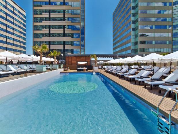 Hilton Diagonal Mar BCN (2)