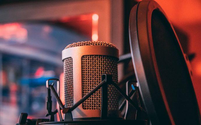 microfono doblaje