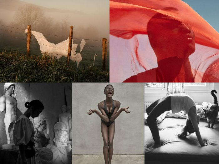 fotógrafos de moda se unen en acción solidaria