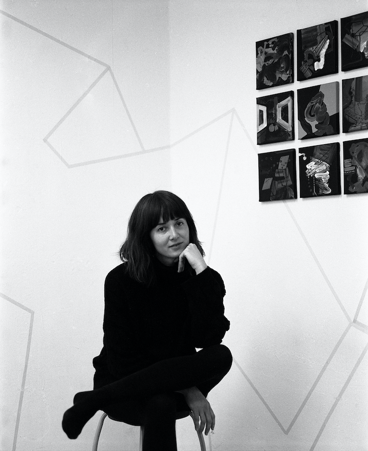 Entrevista con artista Sonia Toneu