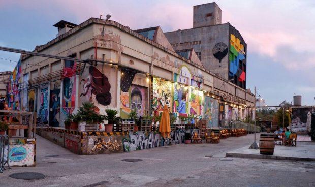 Convocatoria para artistas de B-Murals