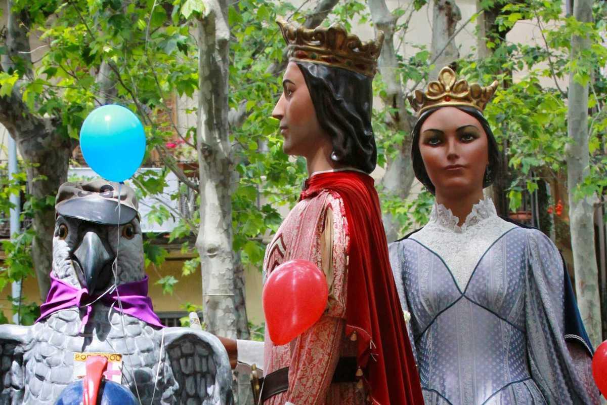 La fiesta mayor del Poblenou continua este fin de semana