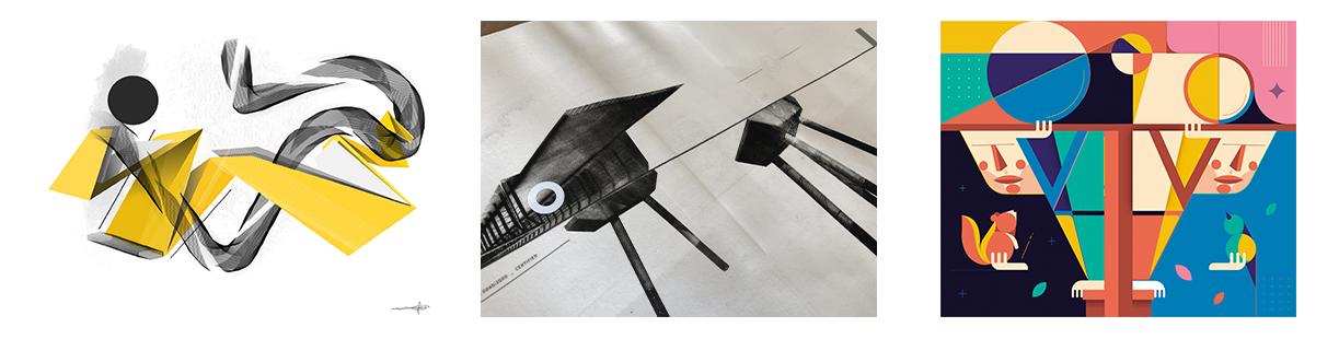 Bocetos de Domini, Ico Rosales i Creto (Enginyeria Reventós)